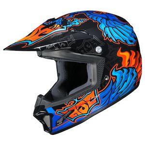 HJC Youth CL-XY 2 Eye Fly Helmet