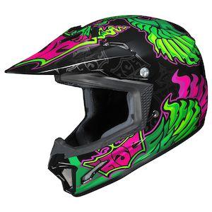 HJC Youth CL-XY 2 Eye Fly Helmet (Size SM Only)