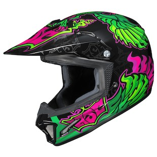 HJC Youth CL-XY 2 Eye Fly Motorcycle Helmet