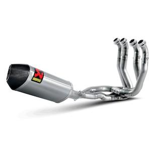 Akrapovic Evolution Exhaust System Honda CBR1000RR 2008-2011