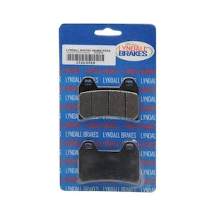 Lyndall Brakes X-Treme Performance Brake Pads For Victory 1998-2007