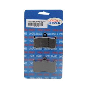 Lyndall Brakes X-Treme Performance Brake Pads For Victory