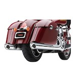 "Cobra 4"" Slip-On Mufflers For Indian 2014-2015"