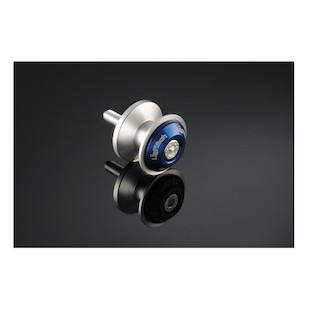 LighTech Swingarm Spool Sliders Indigo / 10MM x 1.25 [Open Box]