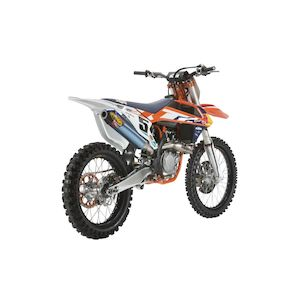 Dirt Bike Exhausts 2 4 Stroke Pipes Muffler Accessories Revzilla