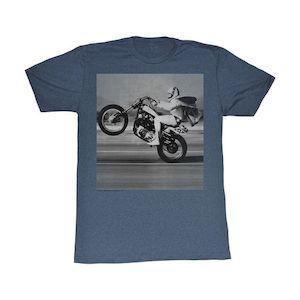 Evel Knievel Wheelie T-Shirt