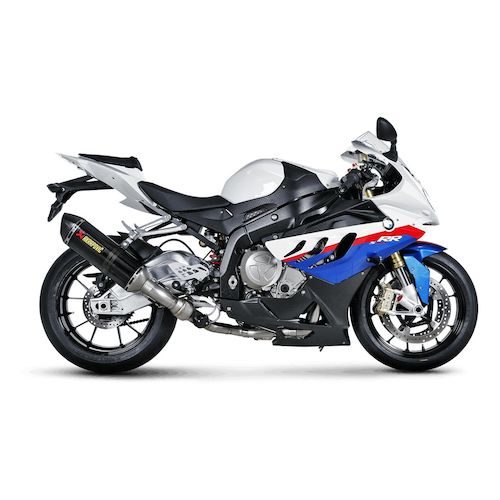 akrapovic homologated racing exhaust system bmw s1000rr. Black Bedroom Furniture Sets. Home Design Ideas