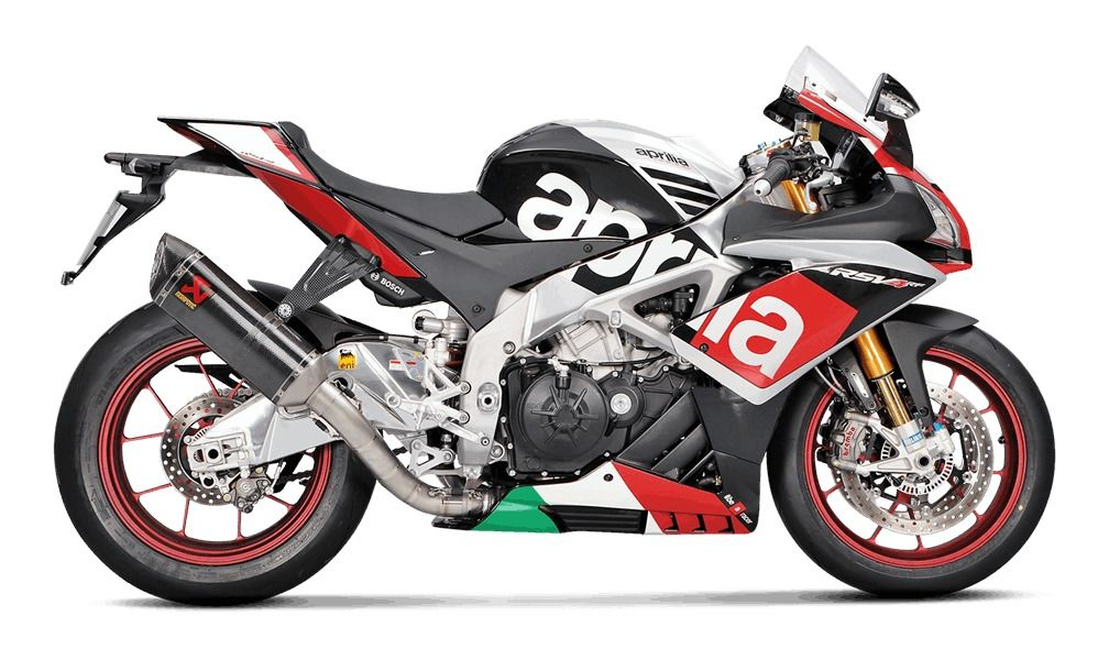 Akrapovic Evolution Exhaust System Aprilia Rsv4 Rr Rf Tuono V4 1100 Factory 10 27559 Off Revzilla: Aprilia Rsv4 Exhaust At Woreks.co