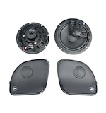 "J&M Rokker XX 6.65"" Speakers For Harley Road Glide 2015"
