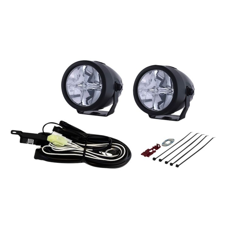 piaa lp270 led light kit 15% ($52 49) off! revzilla driving light wiring harness ford super duty piaa fog light wiring harness #16