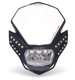 Acerbis LED Vision HP Headlight Black [Blemished - Very Good]