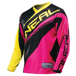 O'Neal Girl's Element Jersey (LG)