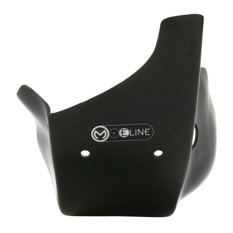 Moose Racing Carbon Fiber Skid Plate KTM / Husqvarna / Husaberg 450cc-501cc
