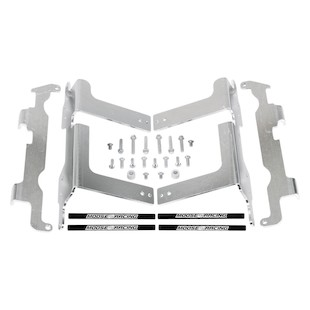 Moose Racing Radiator Braces Honda CRF250R 2004-2009