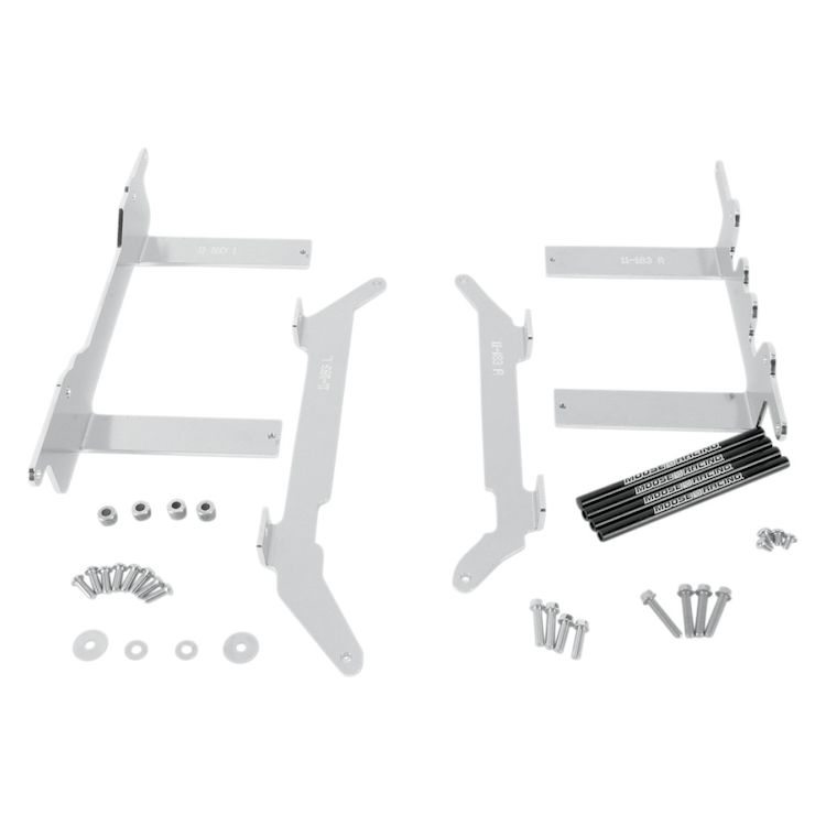 Moose Racing Radiator Braces Kawasaki KX450F 2010-2013