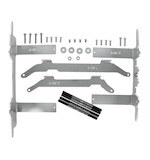 Moose Racing Radiator Braces Kawasaki KLX450R 2008-2010