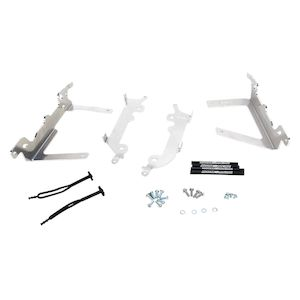 Moose Racing Radiator Braces KTM / Husaberg 2007-2015