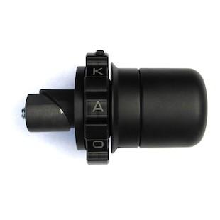 Kaoko Throttle Lock Suzuki V-Strom 650/1000 With OEM Handguards