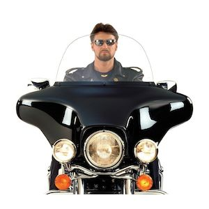 National Cycle Replacement Windshield For Harley Touring 1996-2013