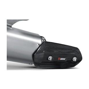 Akrapovic Heat Shield Yamaha V-Max 2009-2015