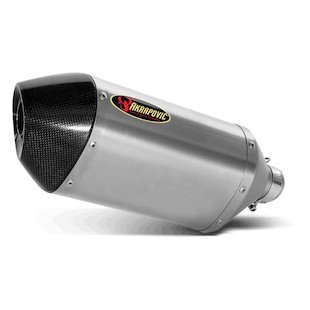 Akrapovic Slip-On Exhaust Yamaha R6 2006-2007