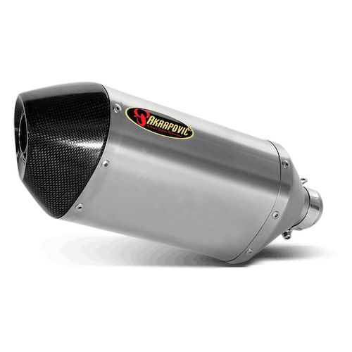 Akrapovic slip on exhaust yamaha r6 2006 2007 revzilla for Yamaha r6 carbon fiber exhaust