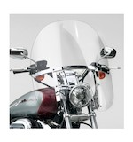 National Cycle SwitchBlade 2-Up Windshield For Harley Dyna / Sportster 1988-2017