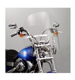 National Cycle SwitchBlade 2-Up Windshield For Harley Softail And Dyna 2006-2015