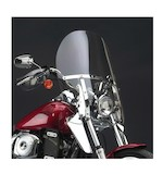 National Cycle SwitchBlade 2-Up Windshield For Harley Softail / Dyna 1980-2012