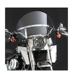 National Cycle SwitchBlade Chopped Windshield For Harley Softail 1986-2015