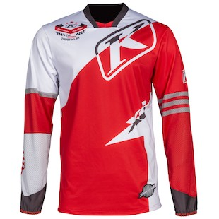 Klim XC Jersey (Color: Red / Size: 2XL)