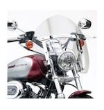 National Cycle SwitchBlade Shorty Windshield For Harley Dyna And Sportster 1988-2015