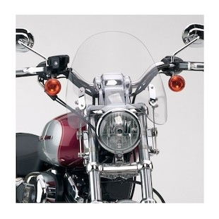 National Cycle SwitchBlade Deflector Windshield For Harley Dyna / Sportster 1988-2017