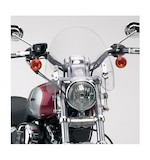 National Cycle SwitchBlade Deflector Windshield For Harley Dyna / Sportster 1988-2016