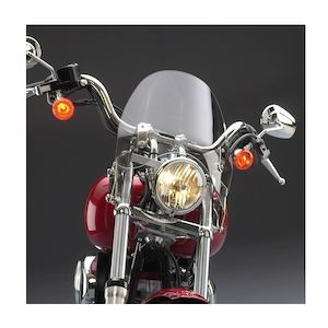 National Cycle SwitchBlade Deflector Windshield For Harley Softail / Dyna 1980-2012