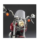 National Cycle SwitchBlade Deflector Windshield For Harley Softail And Dyna 1980-2012