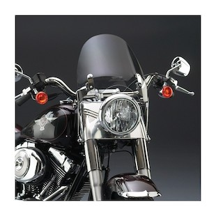 National Cycle SwitchBlade Deflector Windshield For Harley Softail 1986-2017