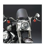 National Cycle SwitchBlade Deflector Windshield For Harley Softail 1986-2015