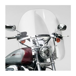 National Cycle SwitchBlade 2-Up Windshield For Harley