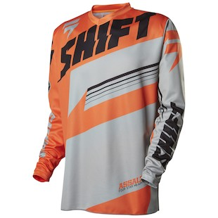 Shift Assault Jersey (Color: Orange / Size: SM)