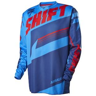 Shift Assault Jersey (Color: Blue / Size: XL)