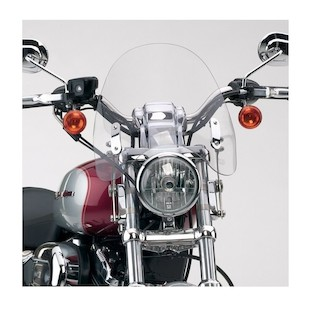 National Cycle SwitchBlade Deflector Windshield For Harley