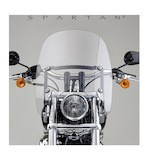 National Cycle Spartan Windshield For Harley Softail / Dyna 1980-2016