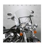 National Cycle Spartan Windshield For Harley Softail 1987-2015