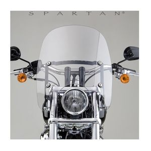 National Cycle Spartan Windshield For Harley