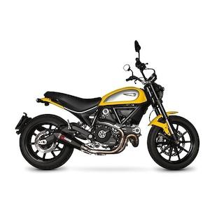 Scorpion Serket Taper Slip-On Exhaust Ducati Scrambler 2015-2017