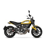 Scorpion Serket Taper Slip-On Exhaust Ducati Scrambler 2015-2017