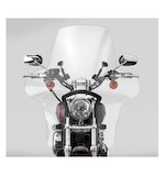 National Cycle Plexifairing 3 Windshield For Harley Dyna And Sportster 1957-2015