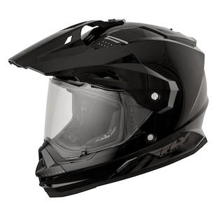 Fly Racing Trekker Helmet Black / XL [Blemished - Very Good]