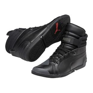 Puma Xelerate Mid 2 Shoes Black/Black / 46 [Demo - Good]